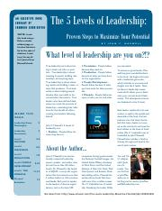 5 Levels of Leadership-The.Maxwell.EBS.pdf
