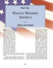 chapter 37 making modern america