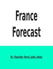 French Weather Presentation
