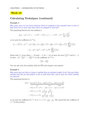 MATH 222 Week 10 Lecture Notes
