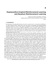 04of22 - Superposition-Inspired Reinforcement Learning and Quantum Reinforcement Learning.pdf