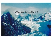 Chapter 14--Part 1