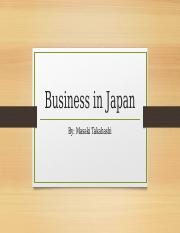 Business in Japan.pptx