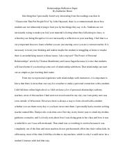 Relationship Reflection Paper_Bruni.docx