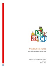 Marketing Template-Brittany Gibbs
