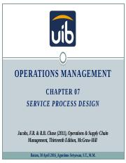 Chapter 7-Service Process Design.pptx