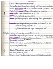 Health Psychology Chapter 5 Notes