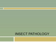 21 Insect Pathology