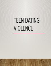Teen Dating Violence.pptx