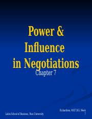 Chap 7 Power in Negotiation.pptx