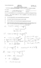 Math 121 Fall 2012 - Midterm Test #4 (solutions)