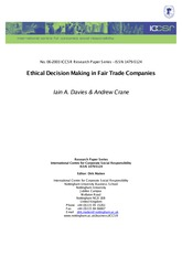 DecisionMaking_FairTrade