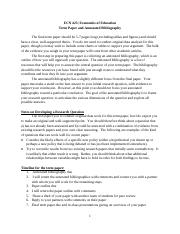 ECN 423 Notes on Annotated Bibliography.pdf