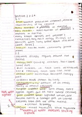 Atomic Terms Notes