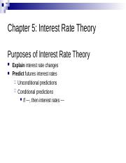 Chapter 5-Interest Rate Theory-l3.ppt