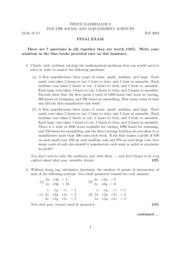 Final(Fall03)solutions