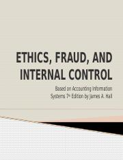 Ch 3 Ethics, Fraud, and Internal Control.pptx