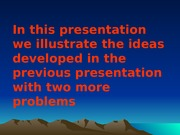 L12_Explanation of Simplex Tableau Entries (Contd)