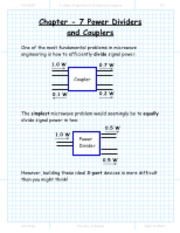 section_7_1_Basic_Properties_of_Dividers_and_Couplers_present