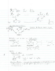 Alkenes, Regioselectivity, and Hyperconjugation Notes