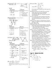 Pre-Calculus Homework Solutions 69