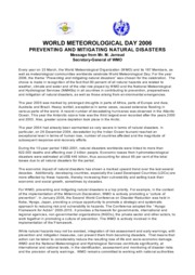 1c-Preventing and Mitigating Natural Hazards