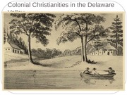 Early Christianities in the Delaware Valley 0876(1)(3)