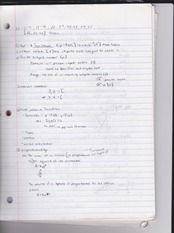 functions notes algebra