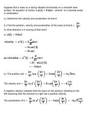 Solution for Chapter 3, 3.4 - Problem 35 - Single Variable Calculus, 6th Edition - eNotes