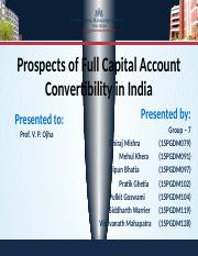 Sec_B_Group_7_Prospect of full capital account convertibility in India_(1).pptx