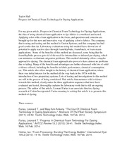 TMD 303 First Reactions paper