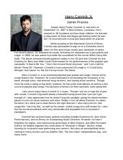 HarryConnickJr report.docx