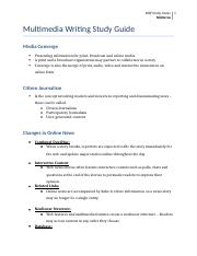 Multimedia Writing Study Guide T1.docx