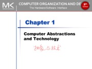 Lec02.Abstractions and Technology