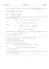 MATH 172 Spring 2014 Homework 6 Solutions