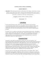 Money and Banking Assignment- Final.pdf