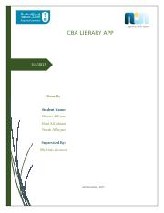 CPA Library App - Project Report.docx