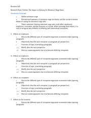 sample expository essay with thesis statement