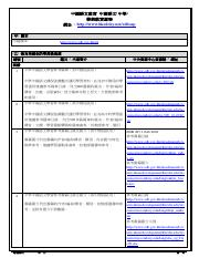 L and T Resources List (Chinese Language_sec)