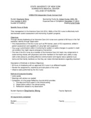 Independent Study Contract doc