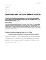 MKTG 1210 disscusion questions chapter 14.docx