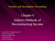 5Ed_CCH_Forensic_Investigative_Accounting_Ch06