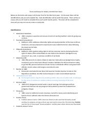 Terms and Essays for History 143 Mid Term Exam-1-1