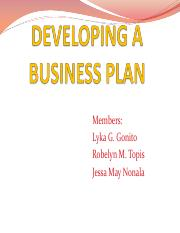 Chapter 7 - Developing a Business Plan.pdf