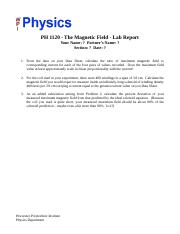 Magnetic Field Lab Report.docx