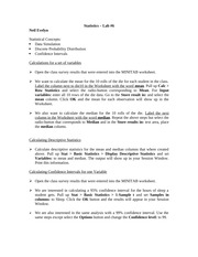 MATH221 - Week 01 Homework - Section 1.1 Building Basic Skills and ...
