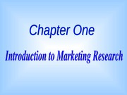 Chapter_1_INTRODUCTION_TO_MARKETING_RESEARCH