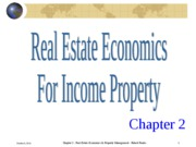 2 Chapter Ecomomics