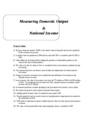 Part 03_ Measuring National Income