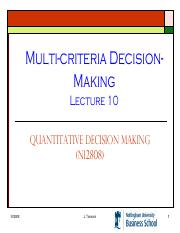 Lecture 10 - Multi-Criteria Decision-Making.pdf